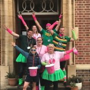 Wrenn School Charity Day